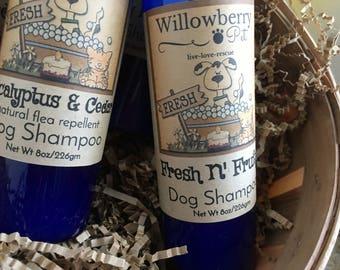 Flea Shampoo, Flea Soap, Eucalyptus Soap, Pet Shampoo, Natural Dog Shampoo, Dog Bath Supplies, Dog Bath, Natural Pet Shampoo, Dog grooming
