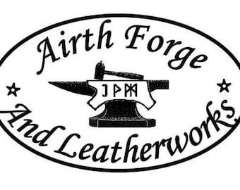 Custom Leatherwork Commission Downpayment