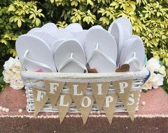 Wedding Flip flop holder Wedding Flip Flop Holder, Flip flop basket, flip flop crate flip flop s,wedding flip flops, festival flip flops