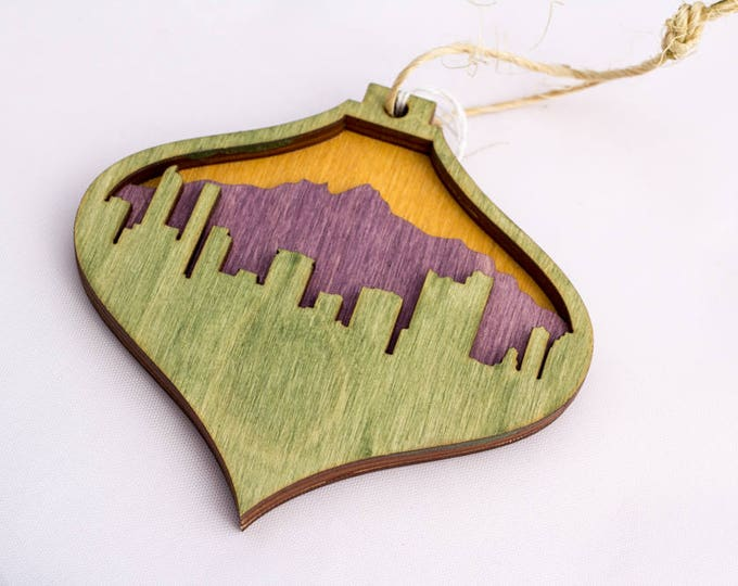 Denver Christmas Ornament