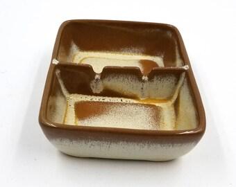Frankoma Ceramic Ashtray 469
