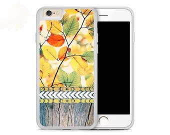 Leaf Case for iPhone 7 iPhone 7 Plus iPhone 6s iPhone 6s Plus iPhone 6 iPhone 6 Plus iPhone SE iPhone 5s iPhone 5c iPhone 5 iPhone 4s