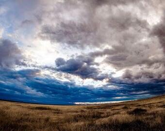 Upper park clouds