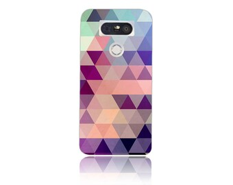 Lg G6 Case #Cotton Candy Design Hard Phone Case
