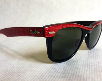 Ray-Ban WAYFARER by Bausch & Lomb Vintage Sunglasses New Old Stock