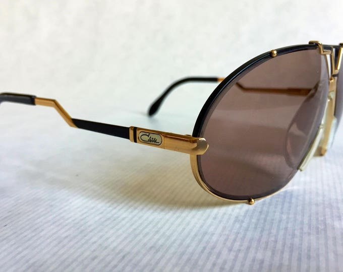 Cazal 906 Col 302 Vintage Sunglasses New Old Stock including Softpouch