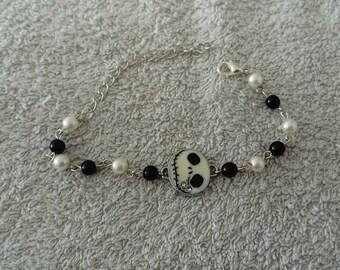 Jack bracelet / nightmare before