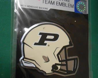 NEW-2  Purdue University Decal