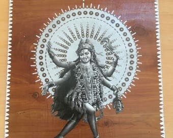 Kali wall art