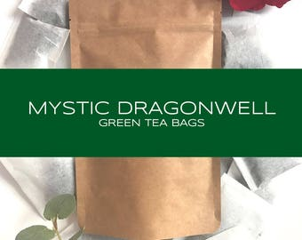 Mystic Dragonwell Green Tea Bags