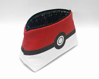 Pokemon Pokeball Bag