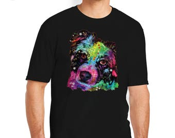 Border Collie T-Shirt, Border Collie T-Shirts, Border Collie Tees, Border Collie, Dog T-Shirt, Dog T-Shirts, Dog Tee, Dog Tees, Pet Tees