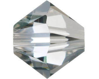 Crystal Satin - 3mm, 4mm, 6mm, 8mm - Swarovski Crystal Bicone