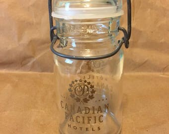 Canadian Pacific Jar.