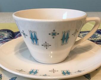 Taylor Smith Taylor tea cup set.