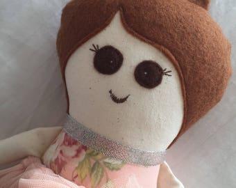 Maya doll, handmade, FREE postage within Australia