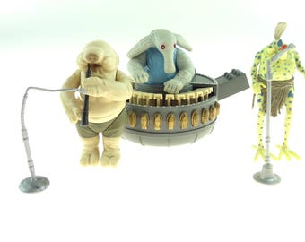 Star Wars Max Rebo Band From Jabba's Palace Complete