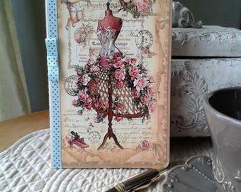 strapless vintage decorating book