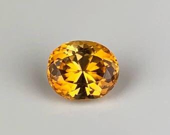 2.42 cts Golden Tourmaline