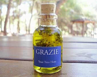 200 pcs Italian Style Olive Oil Favors (25ml/0.85oz), Olive Oil Wedding Favors, Olive Oil Baby Shower Favors, Olive Oil Bridal Shower Favors
