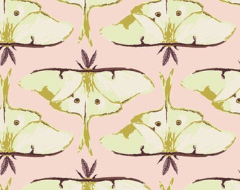Luna Rising Essence fabric - Forest Floor Collection by Bonnie Christine - Art Gallery Fabrics