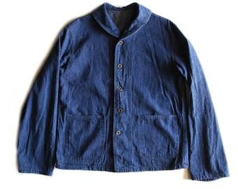 ww2 u.s navy denim jacket mint condition