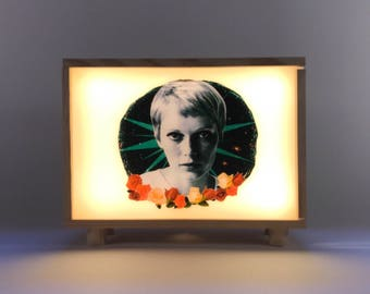 Lightbox, lightbox, #MIA table lamp