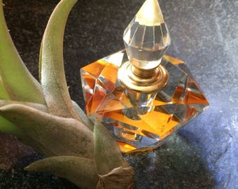 SAMPLE, N6, Botanical Perfume, Feminine,  Amber & Neroli Composition