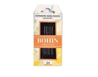 Bohin Tapestry Needles Size 24 #00836