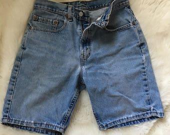 31W 505 Levi Shorts