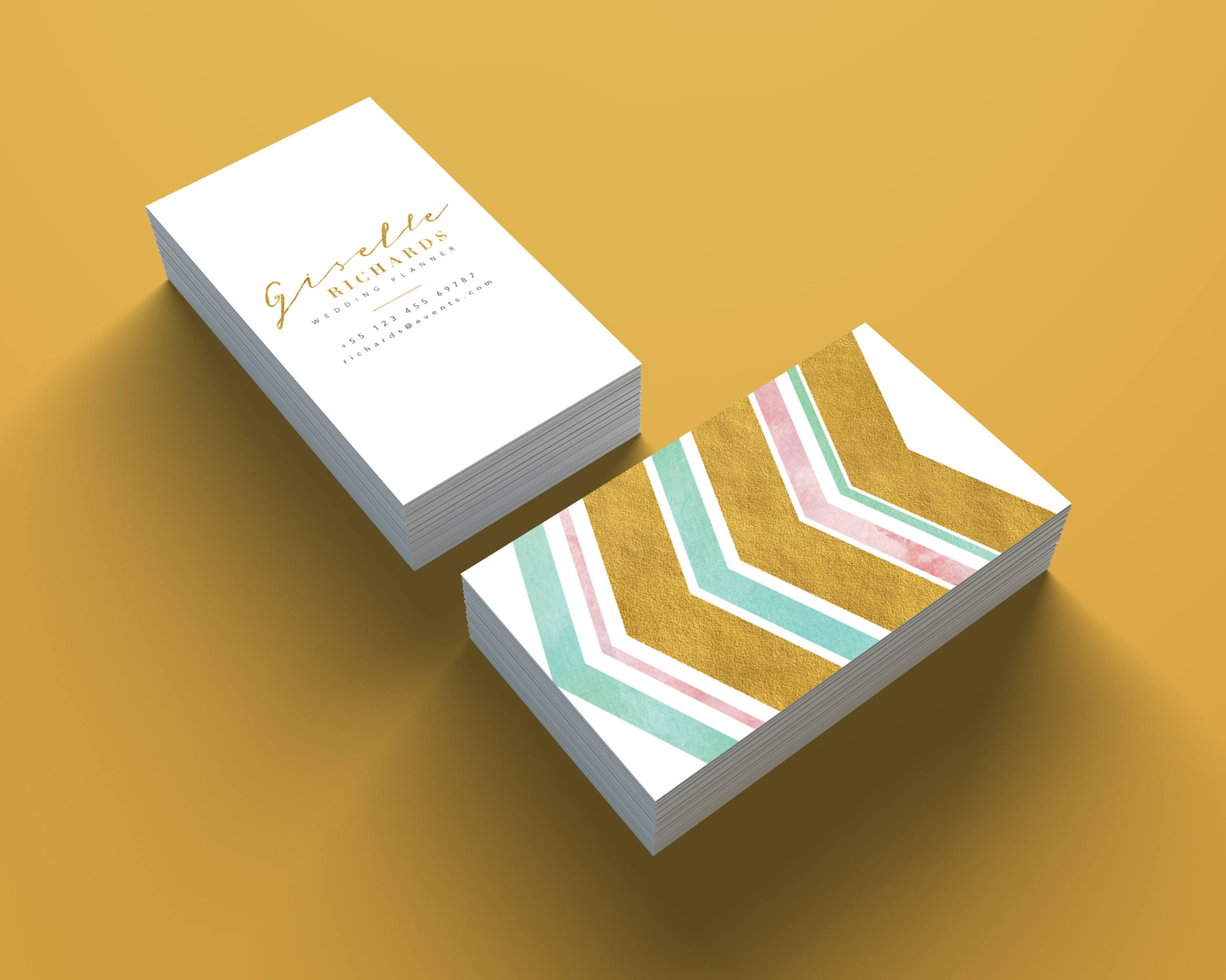 Geometric arrow glam business card glitter gold watercolor event planner business card geometric arrow glam business card glitter gold watercolor business card vertical business card magicingreecefo Images
