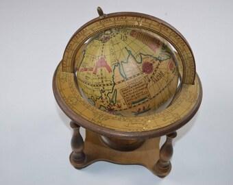 Houten wereldkaart etsy - Houten lamp vloot huis van de wereld ...