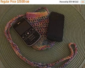 O Canada Sale Hand Crocheted Cell Phone Case For IPhones, LG Revolution , Blackberry, etc.
