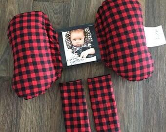 Lumberjack lumberjack Butterfly pillow