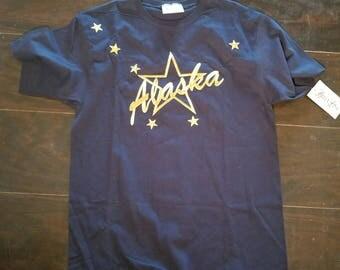 Vintage Bella Lina Alaska T shirt