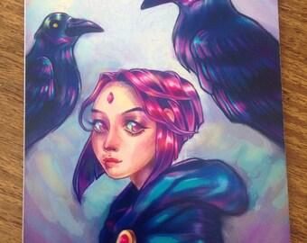 Raven- Print