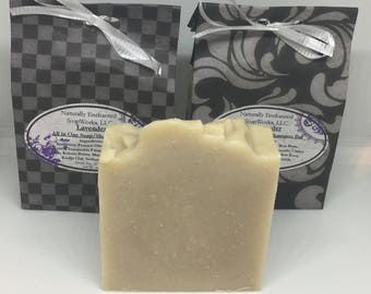 Lavender Shampoo Bar, Solid Shampoo Bar, All in One Soap Shampoo bar, Lavender Soap, natural Soap, handmade Soap