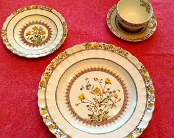 Spring cleaning sale, 20% Spode Buttercup Replacements