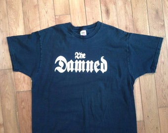 Vintage The Damned T-shirt