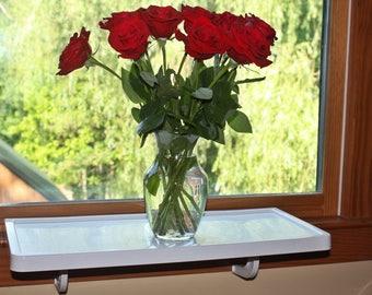 Plant One on US windowsill extender for Vegetable & Flower starter trays