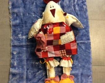 Hen's Night Mascot