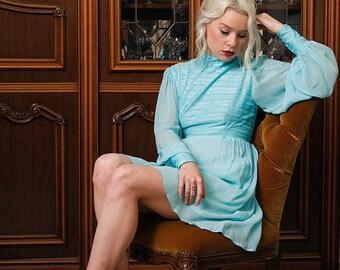 Vintage Silk Dress ~ On Sale