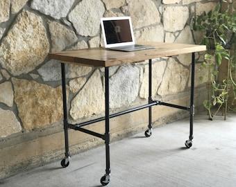 Mobile Work Station Desk