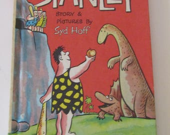 Stanley Story & Pictures By Syd Hoff Rare Vintage 1962 Childrens Book