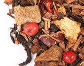 Campfire Tea | Hot and Spicy  Herbal Tea | herbal decaf tea | bulk premium loose leaf tea from The Tiny House Farm