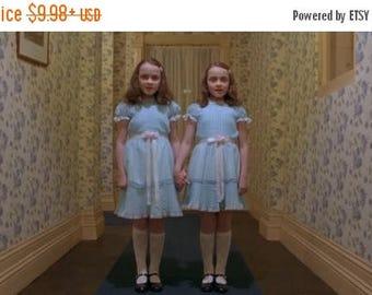 Summer Sale The Shining Twins Still Shot from The Shining 1980 Drama film/Thriller