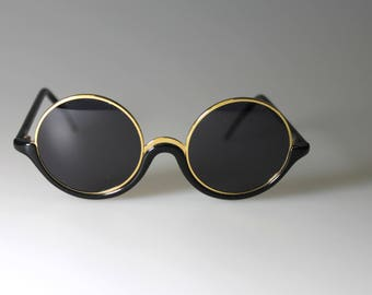 Gianfranco Ferre GFF 3 - 80's DESIGNER SUNGLASSES - vintage