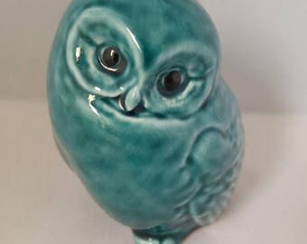 Poole pottery owl