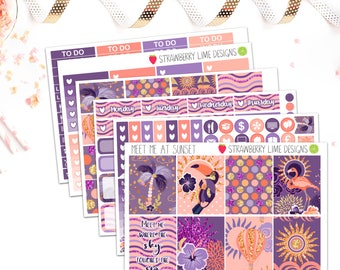 Meet Me At Sunset Collection - Deluxe Kit