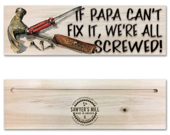 If Papa Can't Fix it, We're All Screwed!